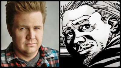 Josh McDermitt sera Eugene en The Walking Dead season 4