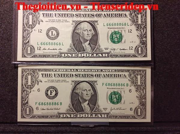 1 USD SERI ĐẸP 66688868