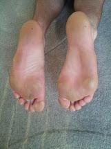 Training Barefoot Marathon Week Seven