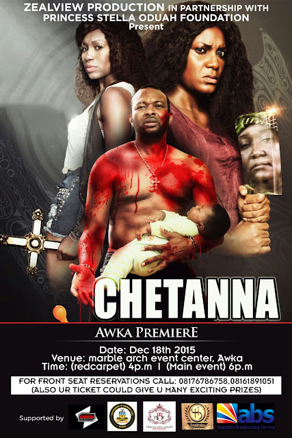 Chigozie Atuanya Makes History In Anambra State With 'Chetanna' Premiere