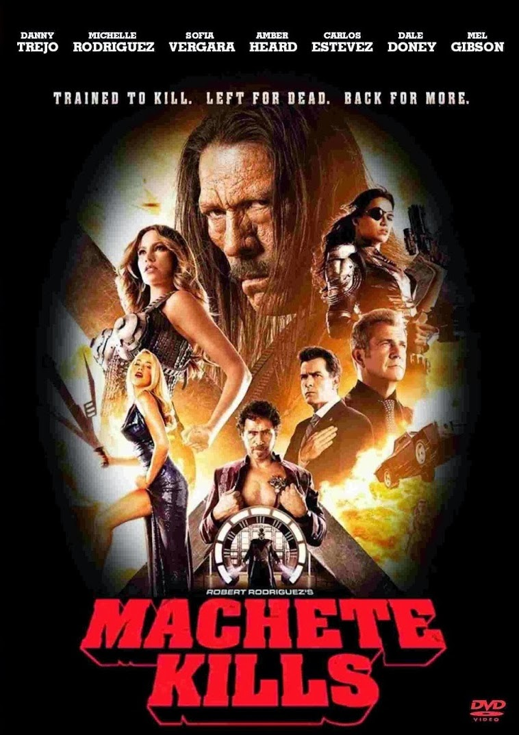 Machete Mata – Legendado (2013)