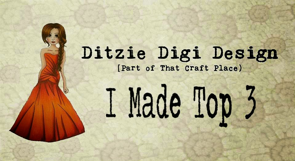 Top 3 at Ditzie Digi Design