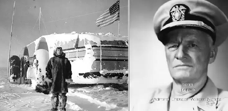 Το μυστήριο του Ναύαρχου Richard E. Byrd στην Ανταρκτική με το όχημα γίγαντα Snow Cruiser!