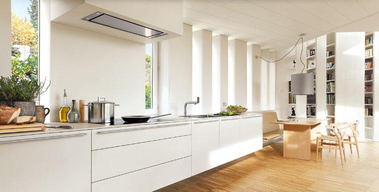 Casas minimalistas y modernas cocinas bulthaup for Bulthaup cuisine