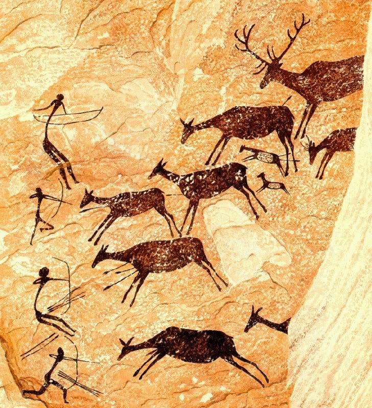 Apuntes de historia El arte en el paleoltico y el neoltico