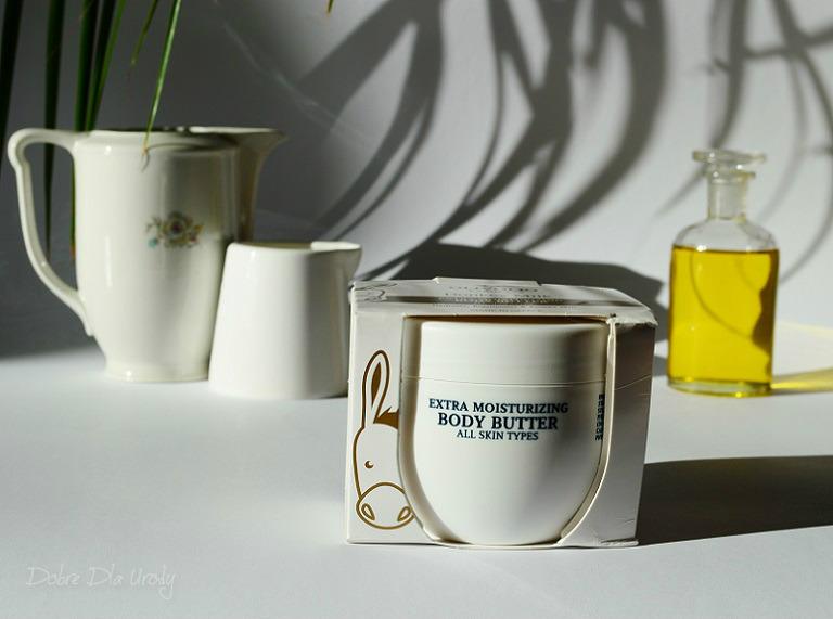 Olivolio Botanics Masło do ciała z Organicznym Oślim mlekiem