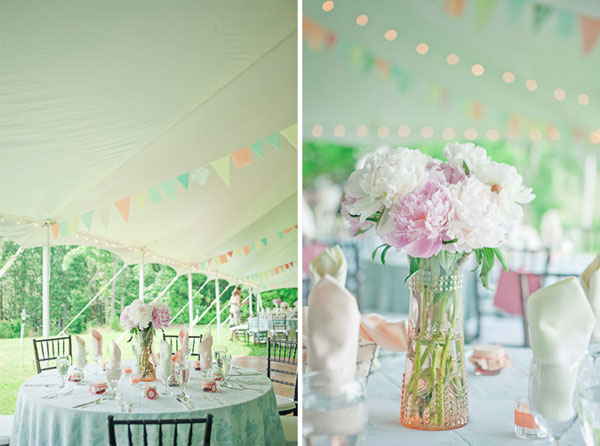 Wedding Decoration Colours Real Ambience Of Pastel Wedding Decoration Using Pastel Colour Of