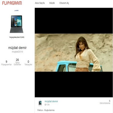 flipagram com - mujdat2019