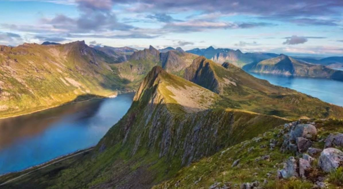 Time Lapse Noruega