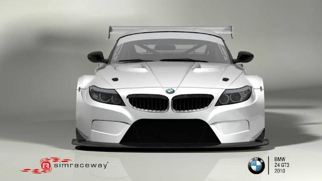 BMW Z4 GT3 2010 Simraceway rFactor 2