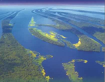 Hidrografia e Brazilit