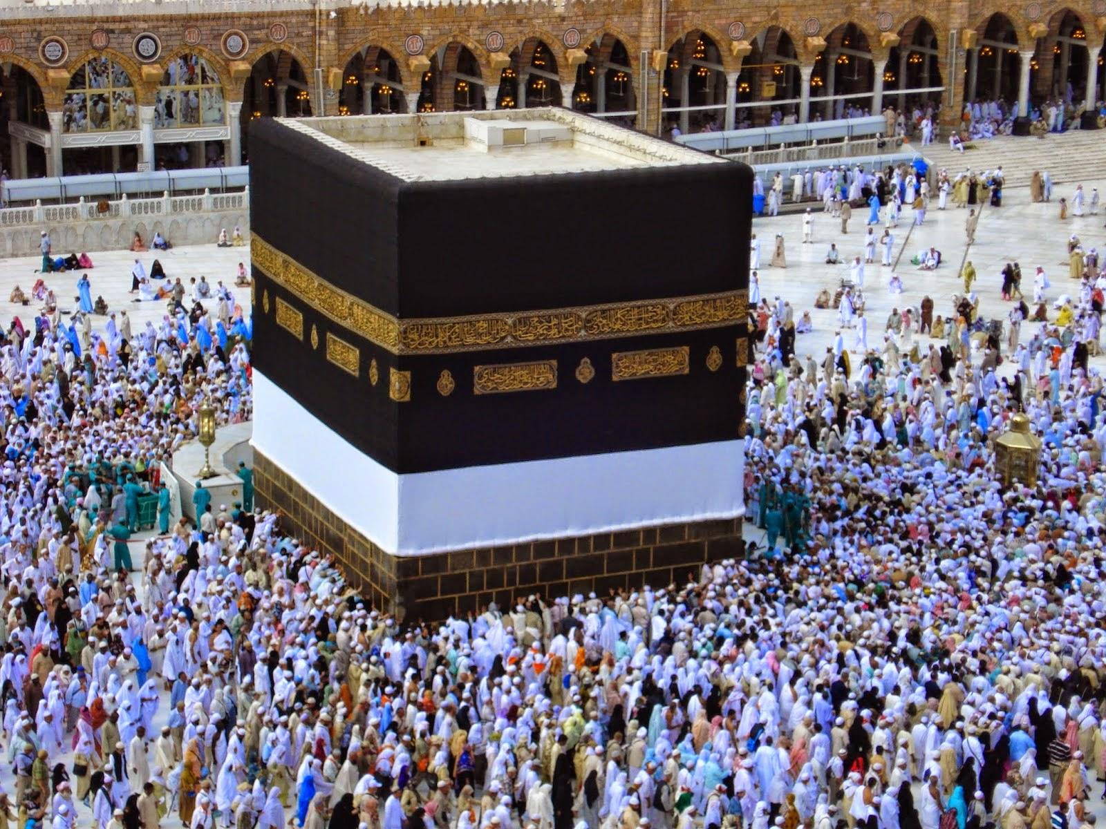 Melaksanakan umroh di bulan ramadhan 2015