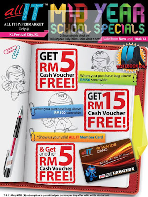 All IT Mid Year School Specials