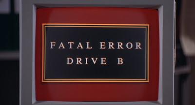 FATAL ERROR DRIVE B
