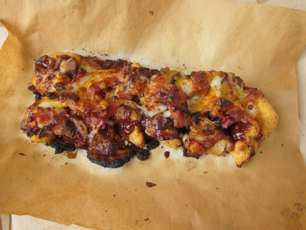 Review: Domino's - Sweet BBQ Bacon Specialty Chicken | Brand Eating