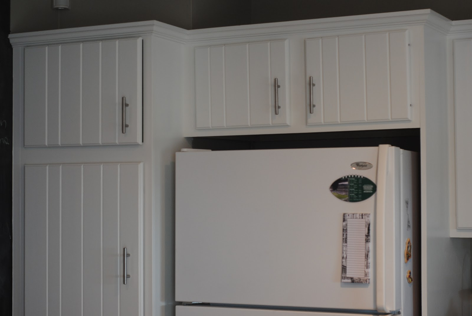 a very expensive inch making lemonade painted white kitchen cabinets budget kitchen renovation