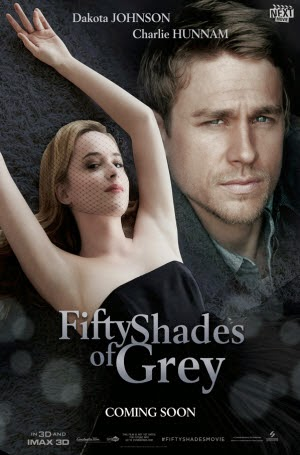 Fifty Shades of Grey:  Theatrical Poster