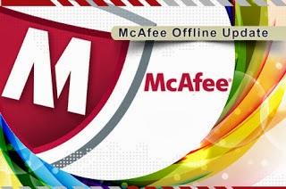 Download Update Mcafee Terbaru
