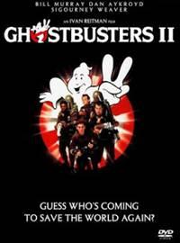 Os Caça-Fantasmas 2 Dublado AVI DVDRip