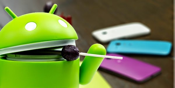 ما هي الهواتف والأجهزة اللوحية التي يمكنها التحديث إلى إلاصدار update Android Lollipop 5.0