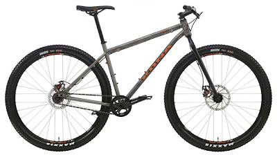 2013 Kona Unit 29er Bike SS Single Speed
