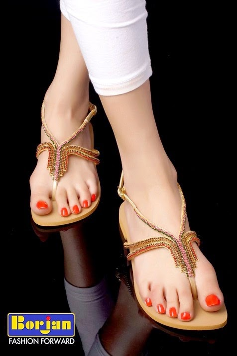 EID Shoes Collection 2014-2015 for Girls