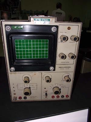 Osciloscópio Heathkit