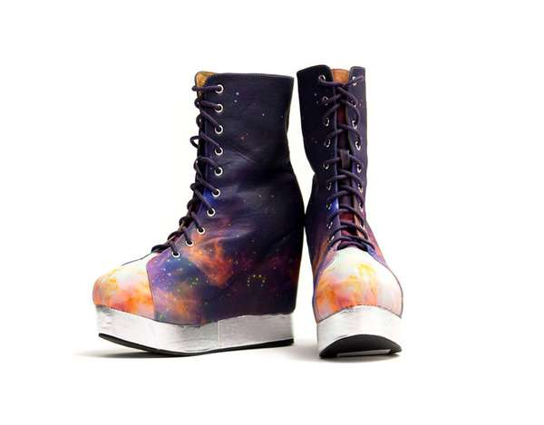 Jessi Jae Joplin's Personal Favorite: Jeffrey Campbell x Black Milk Clothing photo 3