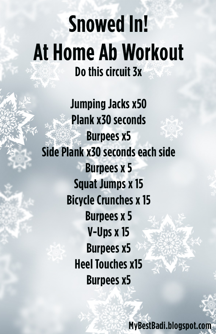 Try This Bodyweight Workout When You Cant Get Out Of The House But Still Crave A