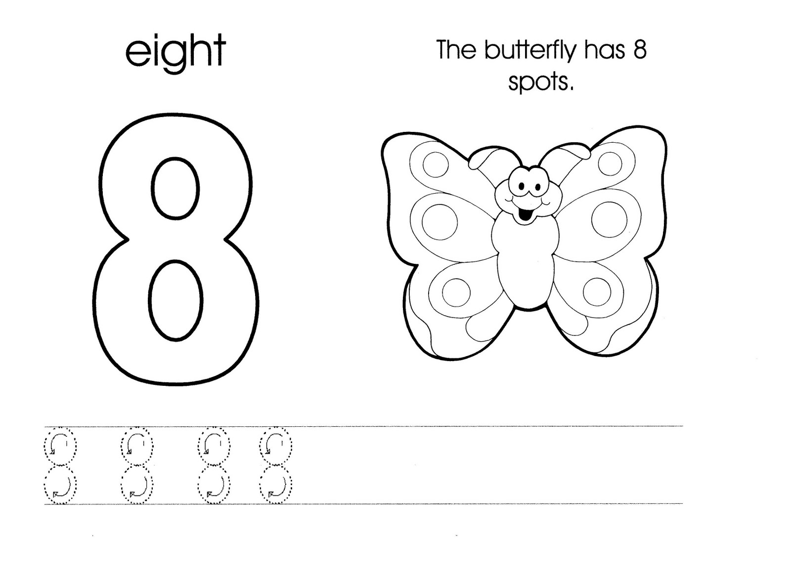 worksheet number 8 worksheet worksheet fun worksheet study site. Black Bedroom Furniture Sets. Home Design Ideas