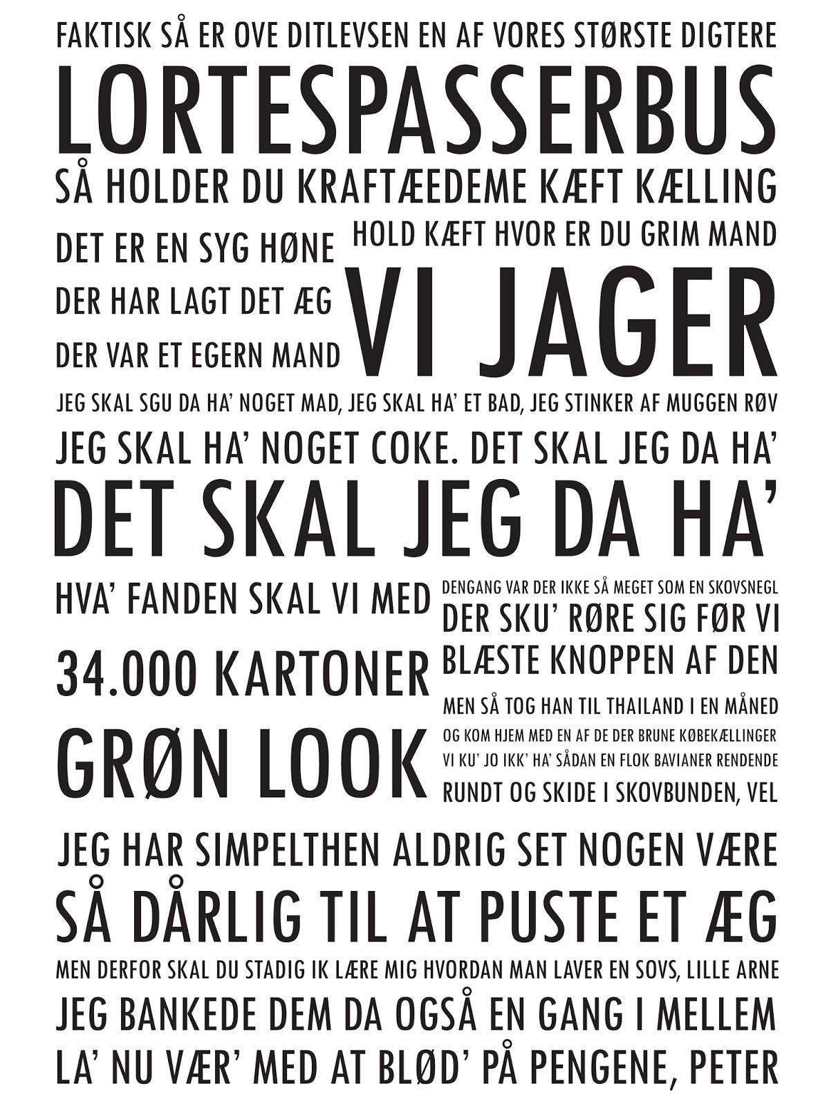 COOP TALETIDSKORT LÆGEHUSET RØNNEDE