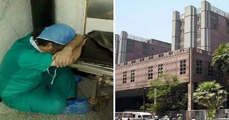 طبيب مصري أشعل الفيسبوك يستحق التحية من كل مصري و عربي شريف