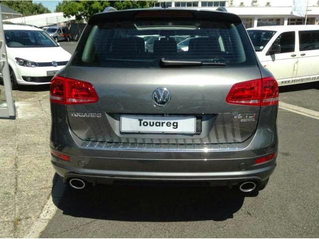 2014 Volkswagen Touareg 3.0 TDI Bluemotion