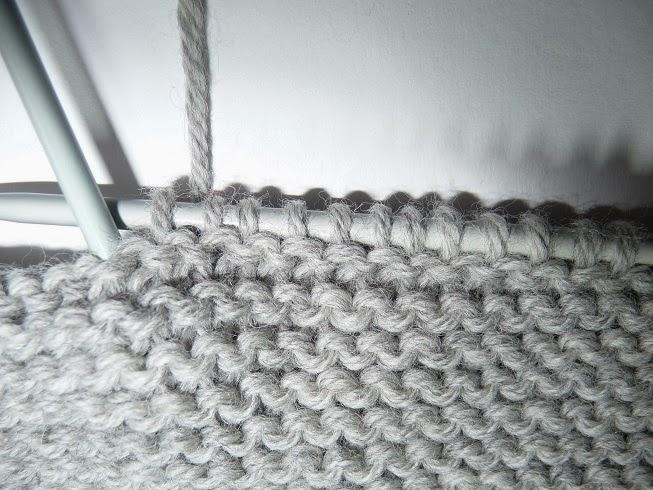 Knitting Picking Up Stitches On Garter Stitch Edge : Peppy: The Very Basic Hat Recipe