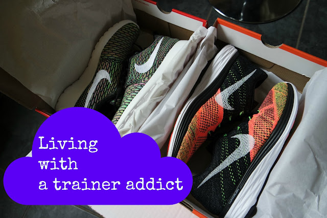 Living with a trainer addict funny list tips post