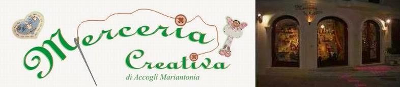 MERCERIA CREATIVA SALENTINA - ATELIER TONIA