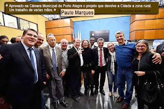 Secretário SMIC Paulo Marques Porto Alegre