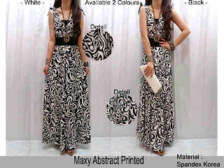 Maxi Abstract fit to L
