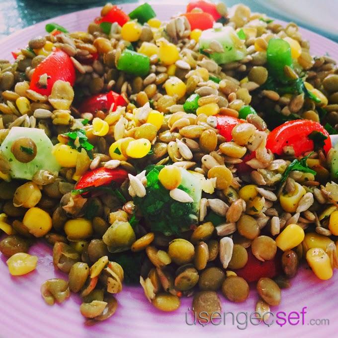 yesil-mercimek-zayiflatan-salata-tarifi