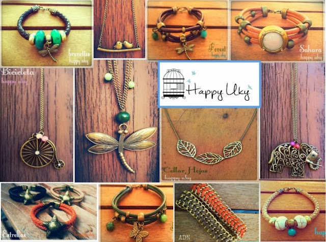 happy uky complementos hecho a mano handmade barcelona