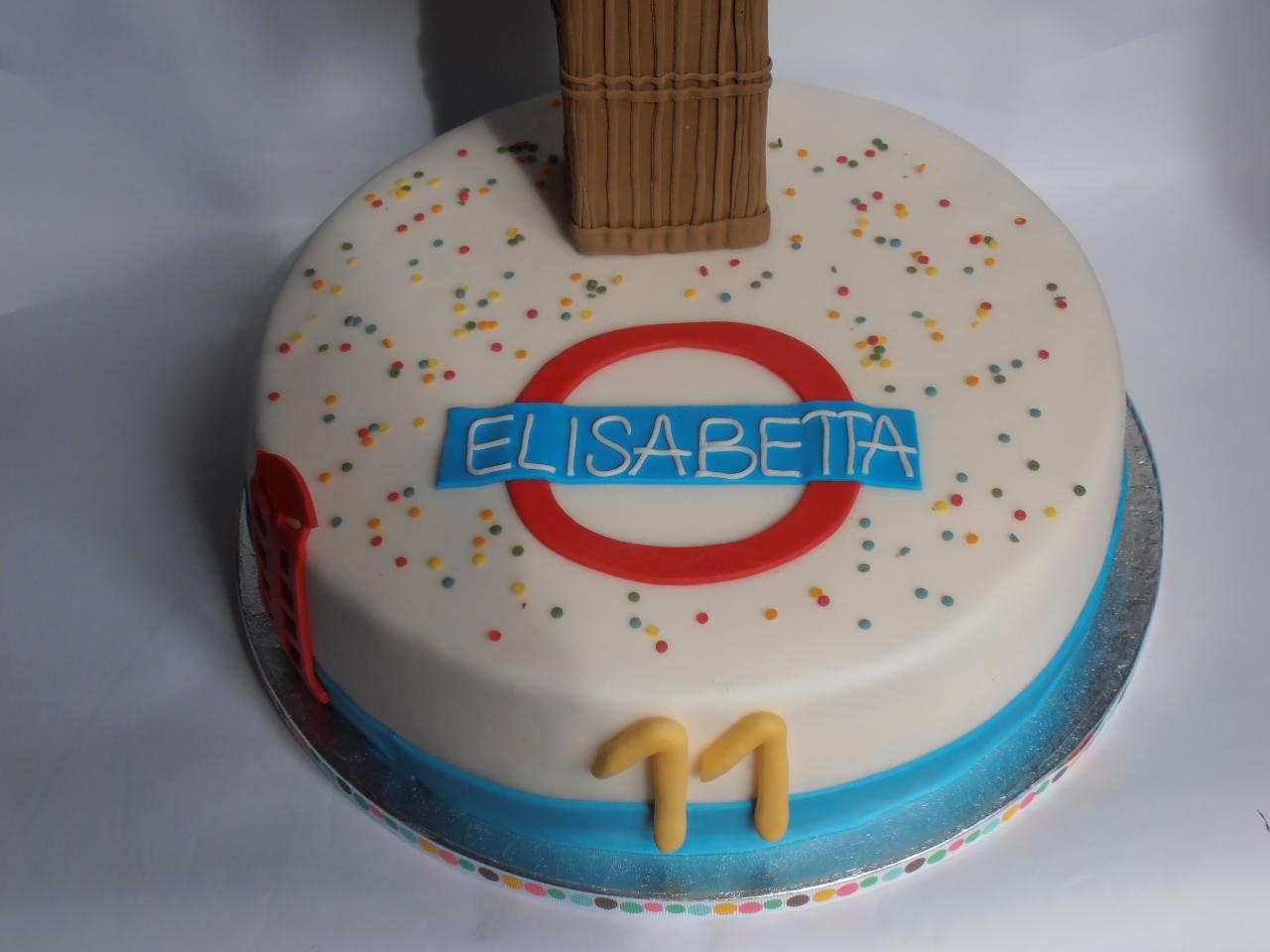 Dolci MIRAvigliosi: Big Ben cake