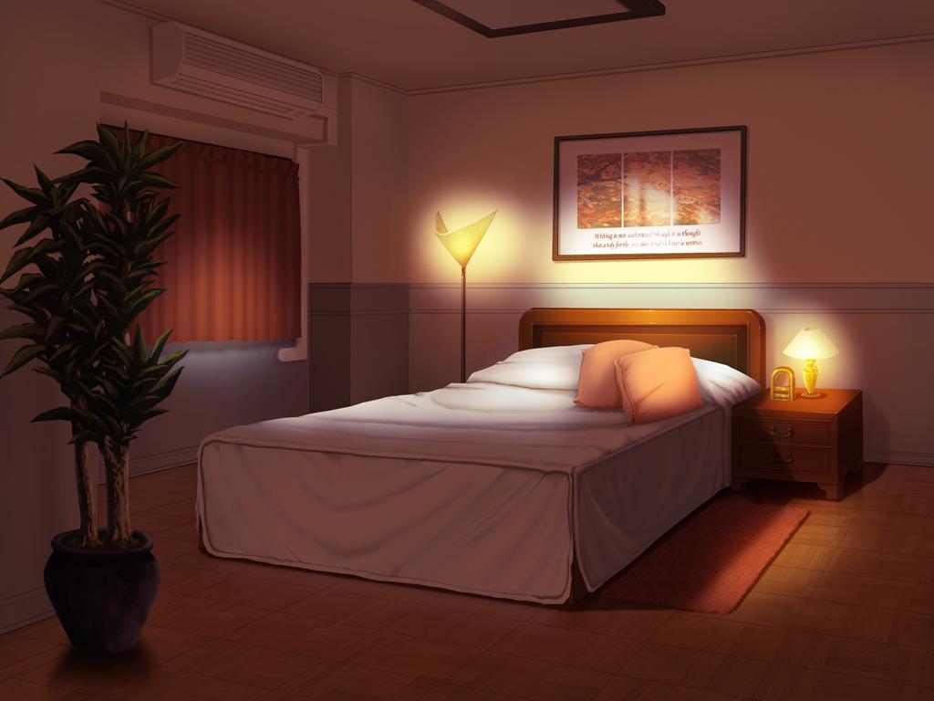 BedroomAnimeBackground