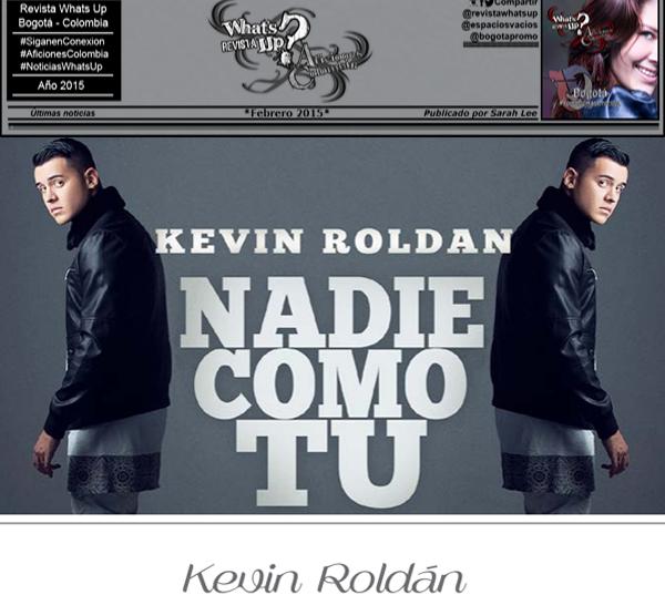Nadie-Como-Tú-nuevo-sencillo-Kevin-Roldán-Mr-Kr