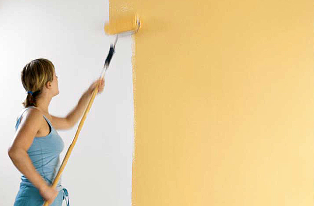 Quality Interior Paints - Good Coverage on First Coat