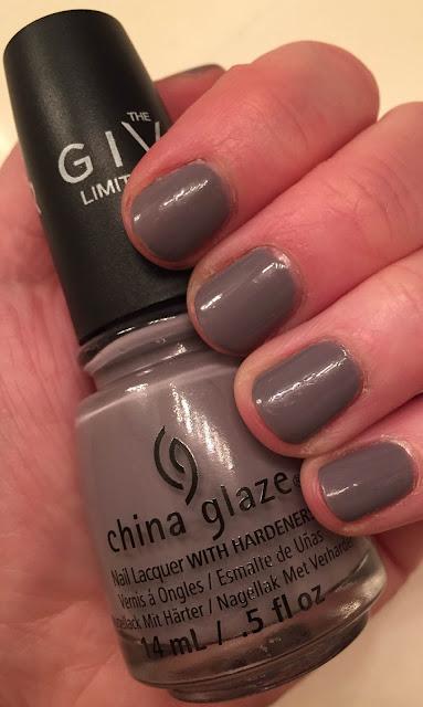 China Glaze, China Glaze Release, China Glaze The Giver collection, nails, nail polish, nail lacquer, nail varnish, manicure