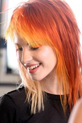 Corte de pelo mujer desflecado corto
