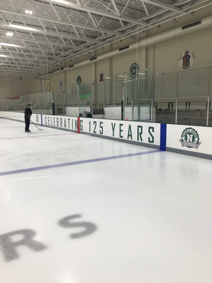 The Dann: Home of Nichols Hockey