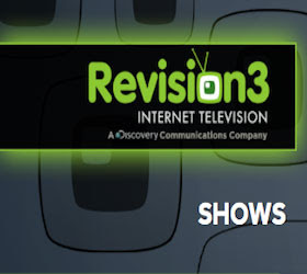 Revision3 Internet Television Google TV Channel