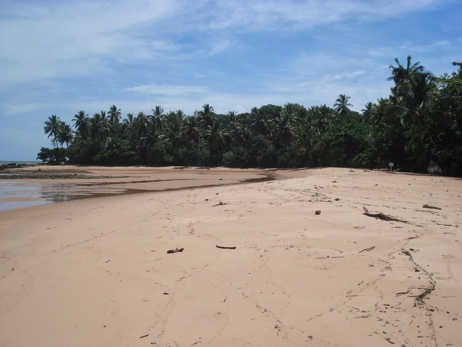 Barra Grande penisola di Maraù