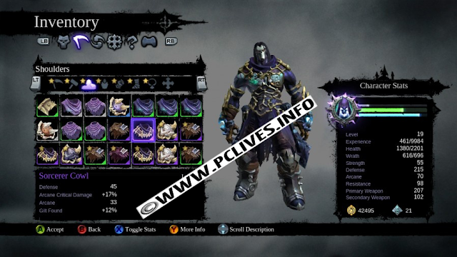 Darksiders 2 Pc Game download full version free
